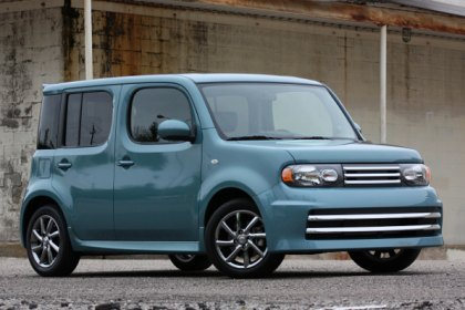 Cube Krom to Be Absent In 2012 Nissan Lineup