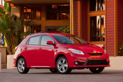 Toyota Matrix: New-Gen Will Hardly Be Revealed