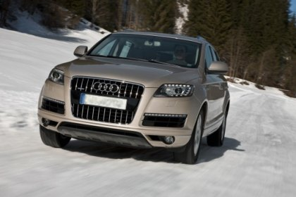 Audi Q7 Received an Upgrade