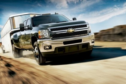 2011 Chevy Silverado HD Named Truck of the Year by Motor Trend