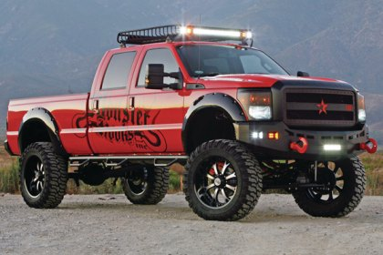 2011 Ford F-250 Super Duty Delivers Best in Class Performance