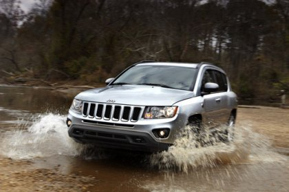The 2011 Jeep Compass Has Been Priced