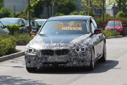 BMW to Unveil Its 2012 3-Series Model