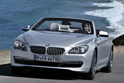 2012 BMW 6 Series Convertible Unveiled
