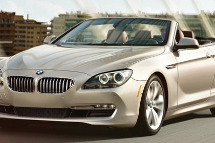 BMW Unveiled New 6 Series Convertible and Coupe