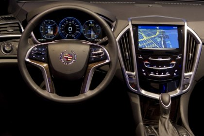 Cadillac Unveils CUE Infotainment System