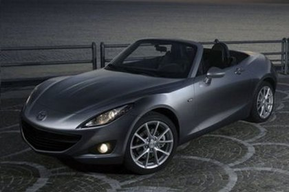 Mazda Reduces Weight for the Next-Gen Miata