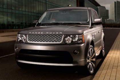Land Rover Updates Its 2012 Models