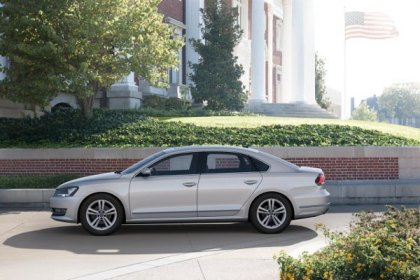 Produced in the USA: 2012 Volkswagen Passat