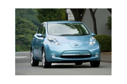 "2011 Nissan Leaf and Chevrolet Volt Won ""Top Safety Pick"" Award from IIHS"