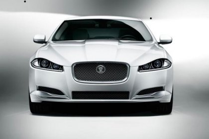 2012 Jaguar XF Facelift Unveiled in New York