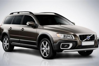 Volvo Updates the XC70 for the 2012 Model Year