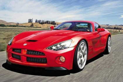 Confirmed: Dodge Viper to Return in 2012
