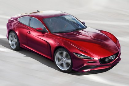 Mazda RX-8 Will Be Replaced by More Efficient RX-9