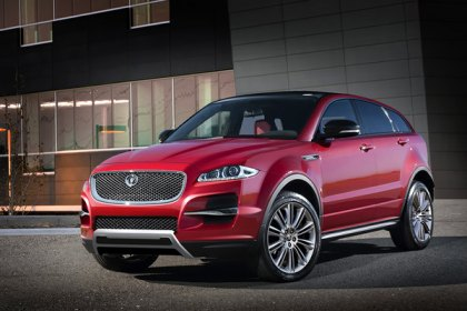 2014 Jaguar Crossover Is a Reality