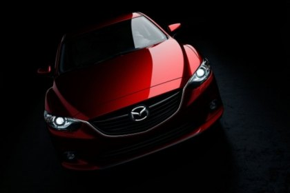 All-New 2014 Mazda 6 Is Coming Soon