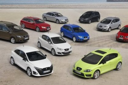 Seat Will Launch Four New Models in 2012