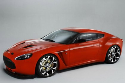 Aston Martin to Put V12 Zagato in Limited  Production