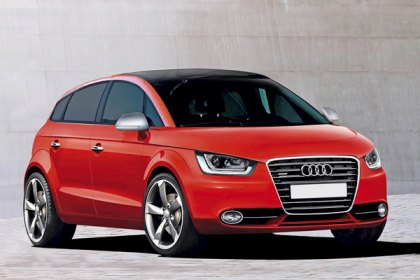 All New Electric Audi A2 Comes Out
