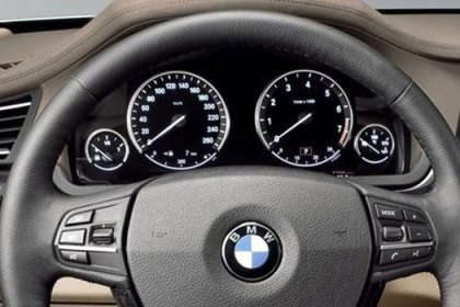 BMW Goes for LCD Gauges