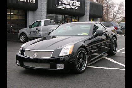 Cadillac XLR Discontinued