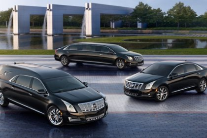 Cadillac XTS: Now Available in Livery Sedan, Limo, Hearse Versions
