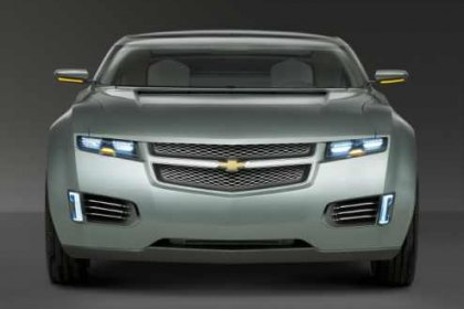 US Government Goes Green With Chevy Volt