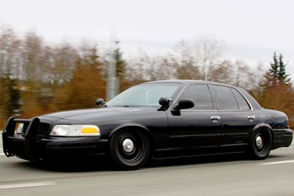 Wave Goodbye to the Ford Crown Victoria