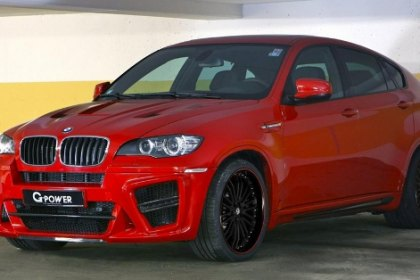 2011 G-Power X6 M with Typhoon S Tuning Package