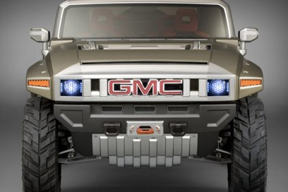 Rumor: GM Considered Reviving HUMMER... with a GMC Badge