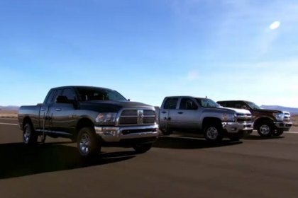 Silverado Triumphs Over Ford and Ram in Real-World Testing