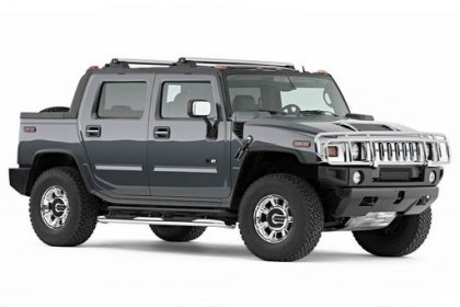 From Isuzu Panther to Hummer H2 SUT