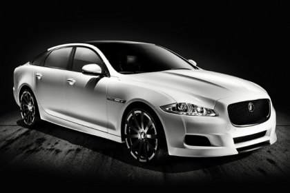 Jaguar XJ75 Platinum Released