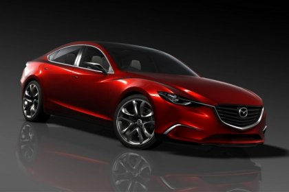 Mazda Takeri Concept: First Images Released