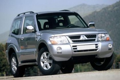 Mitsubishi Montero: Why Not With Us?