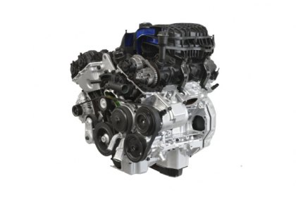 Fuel Efficient and Powerful Pentastar V6