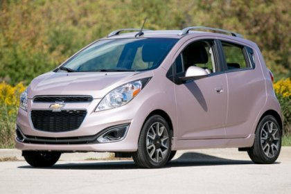 Chevrolet Spark Is the Fastest-Selling Vehicle