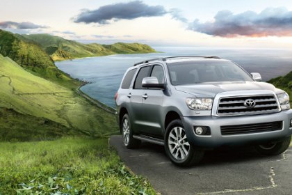 J.D. Power's Rating of 2011 Toyota Sequoia