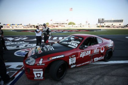 Need For Speed Team Wins Ultimate Drift Texas