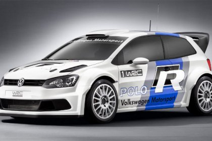 Volkswagen to Enter WRC in 2013 with Polo R WRC