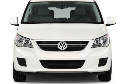 Volkswagen Routan Rank