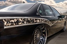 NEXEN® - Tire on Chevy Impala