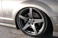 NEXEN® - Tire on Ford Mustang