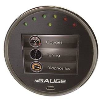 nGauge® - Digital Gauge Touch Screen Tuner/Datalogger