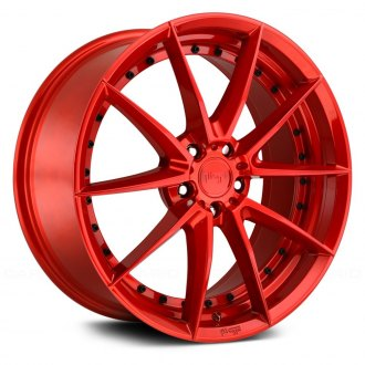 NICHE® - M213 SECTOR Candy Red