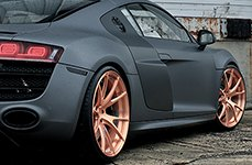 NICHE® - STUTTGART Monotec Series Custom Painted on Audi R8