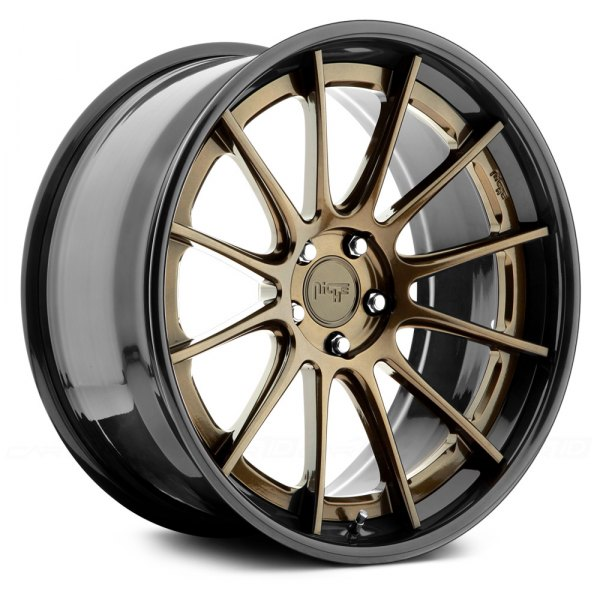 NICHE® - AGILE 2PC Forged Series Custom Painted