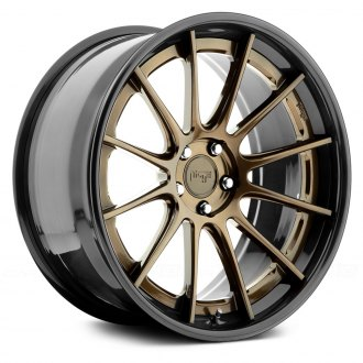 NICHE® - AGILE 3PC Forged Series Custom Painted