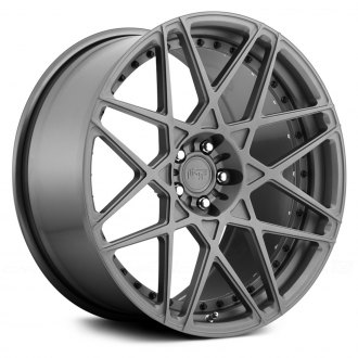 NICHE® - ALPINE-D 2PC Forged Series