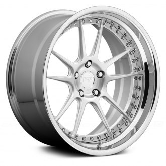 NICHE® - CHICANE Competition Series Gloss Silver